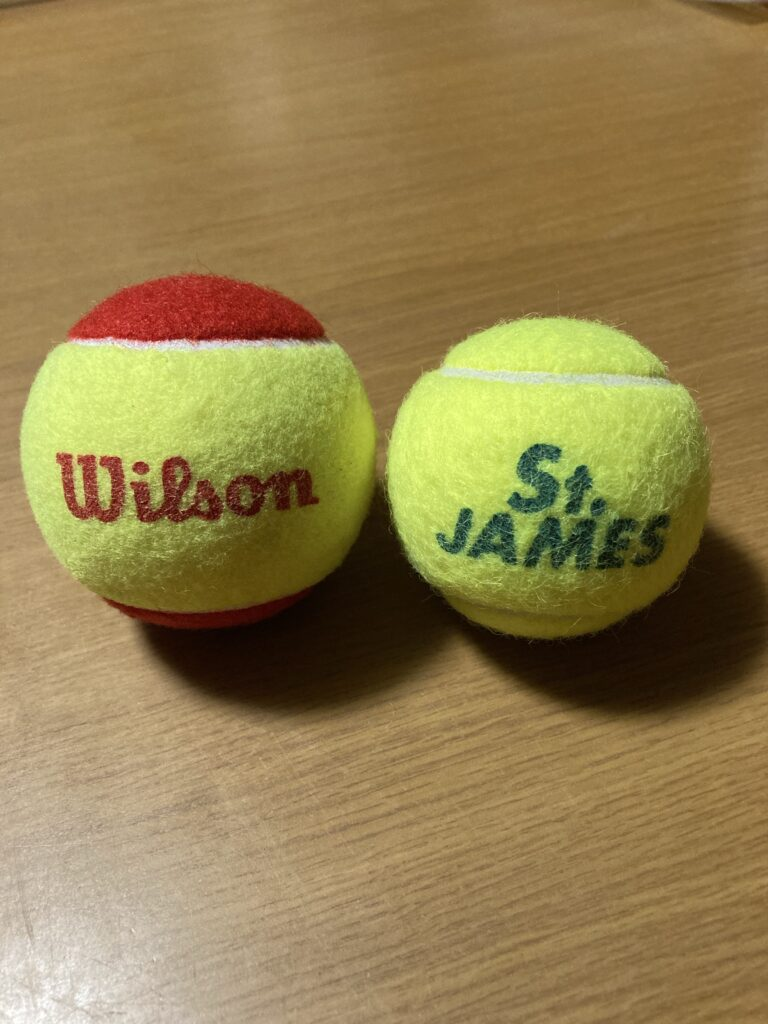 tenis-redball&yellowball